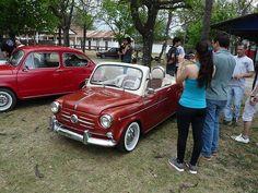"""Seat 600 - Fiat 600 """"Cabrio"""" - Derivados del Seiscientos"""