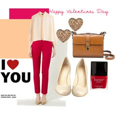 Valentine´s Day Outfit - Friends Edition **!