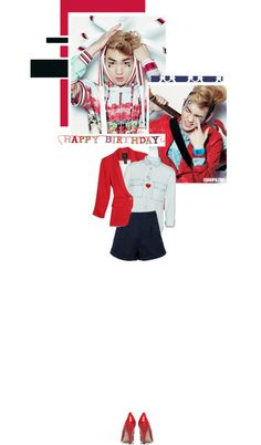 """♥ Happy Bithday To You~ ♥"" by fearlesslyinlove ❤ liked on Polyvore"