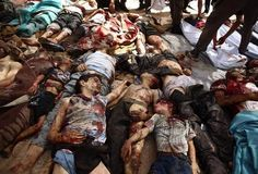 The World is Silent about the #Douma Massacre No need for you to be Sign the Petition @ http://t.co/ClVR4vFqim http://t.co/h3oUsnqFEr