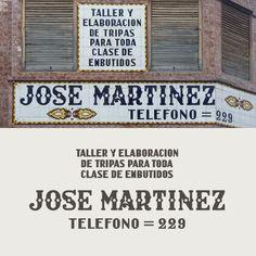 José Martinez. Taller y elaboración de tripas para toda clase de embutidos. Burjassot – Valencia