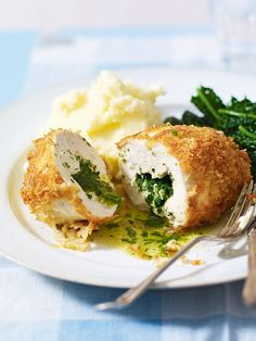 Most can conjure up memories of eating a chicken kiev for dinner but not many have cooked them from scratch. Master how to make gorgeous, buttery home
