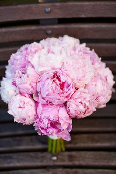 Pretty peonies. The main reason I picked July is because it is in PEONIE SEASON!