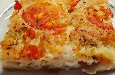 Καλοκαιρινή και... λαχταριστή τυρόπιτα με φέτα και ντομάτα - Γεύση & Συνταγές - Athens magazine Lasagna, Quiche, Macaroni And Cheese, Snacks, Breakfast, Ethnic Recipes, Pizza, Food, Mac Cheese