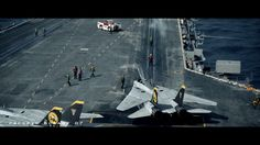 Aircraft Carrier operation on Vimeo