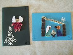 Trabalhos em quilling | cartões - cards | martina | Flickr