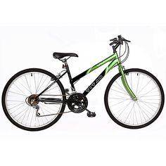 Titan Wildcat Women's Lime Green/ Mountain Bike