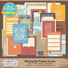 LIP Card Kit: Biblio