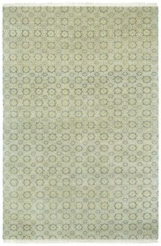 The Park Lane style in Vintage Beige is a wool, transitional rug design from Capel Rugs. Park Lane rugs have a hand knotted construction.