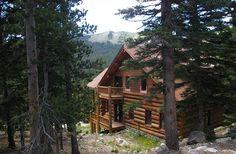 The Silver Lake Lodge in Idaho Springs, Colorado | B&B Rental