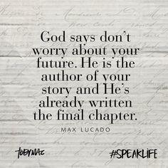 Toby Mac speak life