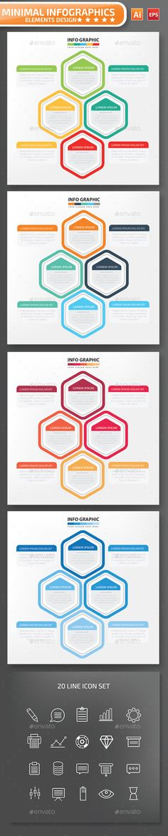 Infographic Tutorial infographic tutorial illustrator cs2 download : Moderne Infographic Options Circle Template | Infographic ...