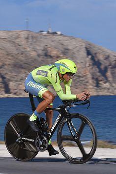Tour of Spain 2016 Alberto Contador Stage 19 ITT La Vuelta / Tim de Waele Getty Images