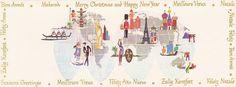 Vintage Award Greetings Holiday Card | Flickr - Photo Sharing!
