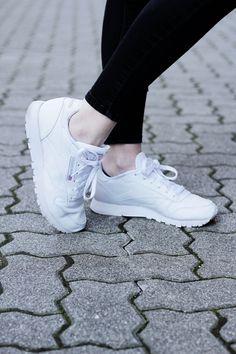 62d2c4769e2 Sneakers femme - Reebok classic (©caroowild) Caoutchouc