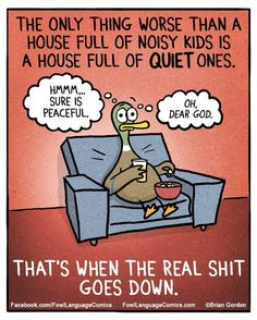 15 hilarious parenting comics that are almost too real.