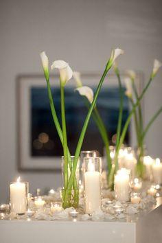Calla lilies my favorite flower