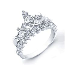 "WOW. this engagement ring is sooooo beautiful!! <3 mmmm :"">"