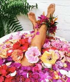 MAHALO!  Let's HURRY SLOWLY  Take time to #Unwind #Renew #Restore #Heal #Relax & #Chill  #BohoHome #Jungalowstyle #Hibiscus #mahalo #FlowerPower #bathrituals  #Rituals