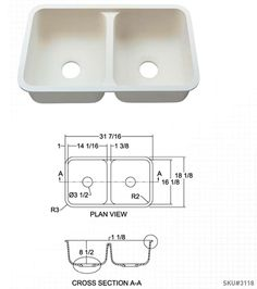 #SS55 3318 Lovello Sink | Solid Surface Counters | Pinterest | Solid  Surface And Sinks