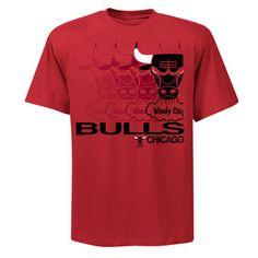 148ad1ca4de Chicago Bulls NBA Hardwood Classic T-Shirt $21.99 Nba Bulls, Nba Chicago  Bulls,