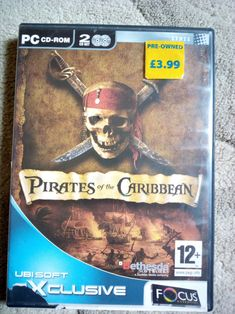 Dvds For Sale, Pirates Of The Caribbean, Videogames, Baseball Cards, Ebay, Gaming, Video Game, Video Games
