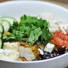 Recipe: 4 boneless skinless chicken breasts 6 oz yogurt 1 tsp cumin 1 tsp coriander