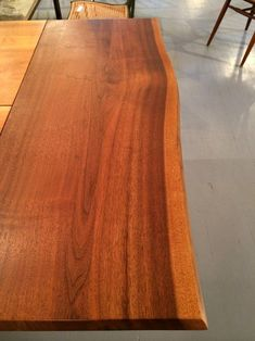 George  Nakashima - Walnut Rosewood Dining Table Extension George Nakashima offered by Tishu on InCollect