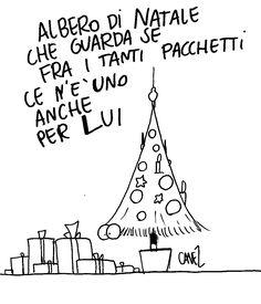 l'albero di Natale ...di Cavezzali