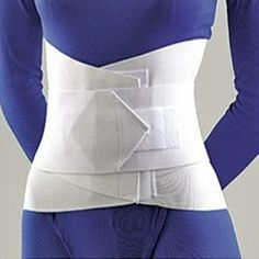 Lumbar Support Brace for Women includes abdominal belt. This Lumbar Sacral Support w/overlapping abdominal Belt is wide. Support Stockings, Compression Stockings, Muscle Strain, Petite Shorts, Calf Muscles, Abdominal Pain, Back Pain, Things To Sell, Women