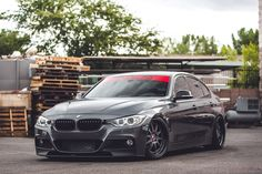 BMW F30 3 series grey
