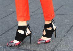 El pantalon al tobillo - Street style - Nueva York