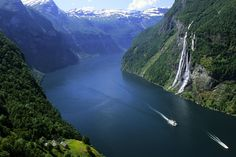Norway #Landscape #Nature #HD