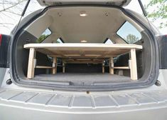 Collapsable, minimal-bulk sleeping platform - Imgur