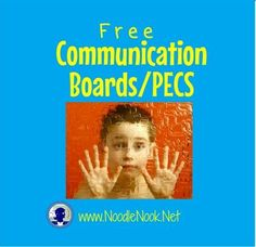 Great FREE Printables for AAC/PECS to use with students with Autism and PMLD. Awesome resources you can start to use today plus freebies, tips & tricks!