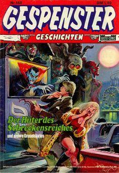 Cover for Gespenster Geschichten (Bastei Verlag, 1974 series) #148