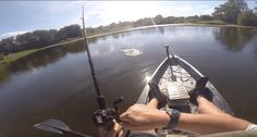 The luck this kayak angler had while fishing will leave you jealous.