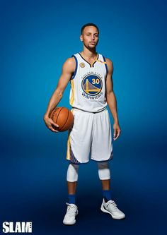 Stephen Curry for SLAM Magazine