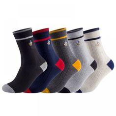 5Pairs Women Nylon Elastic Short Ankle Sheer Stocking Silk Short Socks Pure PoZY