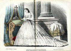 Hungarian bridal dress, 1860 / Menyasszony öltözék - 1860 by fotobarat966, via Flickr