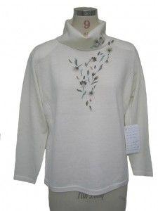 white women sweaters cowl neck sweater