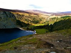 """""""On Top of Ireland"""" Student Photo in Wicklow National Park, Ireland"""