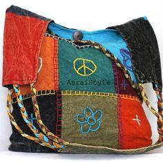 Hippie purses | Boho Hippie Bags & shoes.
