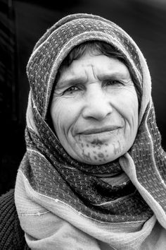These Kurdish refugee women are proud owners of facial tattoos. A fascinating story of a dying tradition | Public Radio International #womenslives