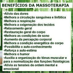 Alguns dos benefícios que a massoterapia traz, para a sua saúde!  #massagemtudodebom #tratandodaarmadura #bodycarequalidadedevida #cuidedasuasaude