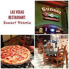 Sunset Pizzeria in Las Vegas @restaurantcom