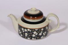 Arabia, Taika Lassi, Teapot, Finland, Coffee, Retro, Tableware, Kitchen, Kaffee, Tea Pot