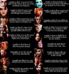 How Harry Potter impacted our lives.