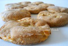 Biscotti integrali alle mele - Ricetta biscotti all'olio di oliva