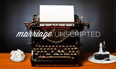 Awesome #Marriage Unscripted sermon series at Traders Point Christian Church in Indianapolis, April and May 2012